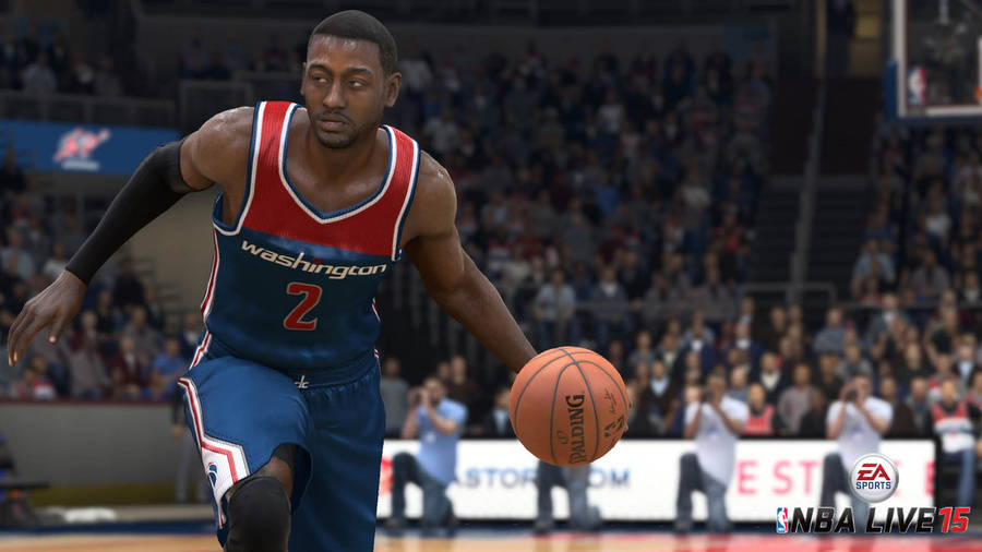 NBA LIVE 15 Screenshot #3