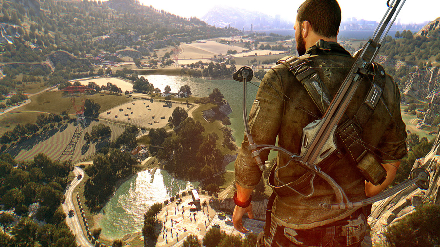 Dying Light: The Following - Enhanced Edition Screenshot #1