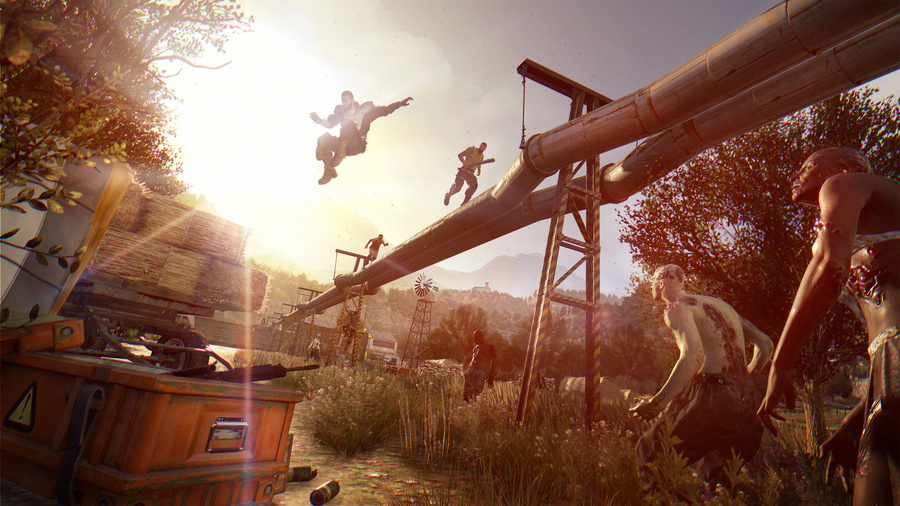 Dying Light: The Following - Enhanced Edition Screenshot #7