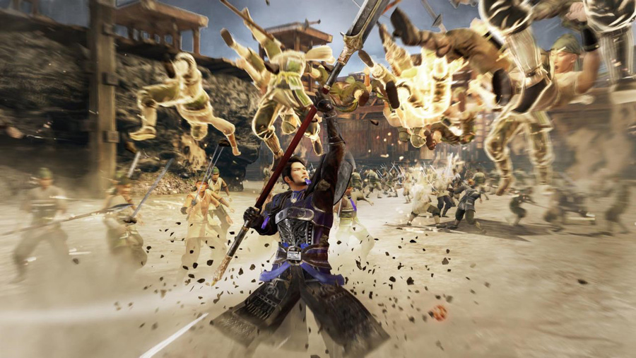 DYNASTY WARRIORS 8: Xtreme Legends Complete Edition Screenshot #2