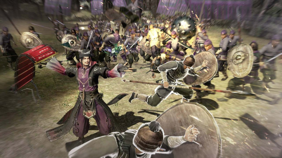 DYNASTY WARRIORS 8: Xtreme Legends Complete Edition Screenshot #4