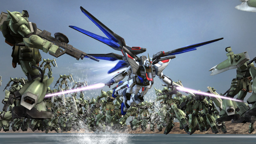 DYNASTY WARRIORS: GUNDAM Reborn Screenshot #2