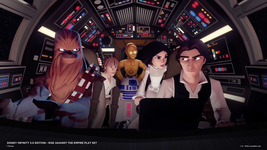 Disney Infinity 3.0 Edition Screenshot #6
