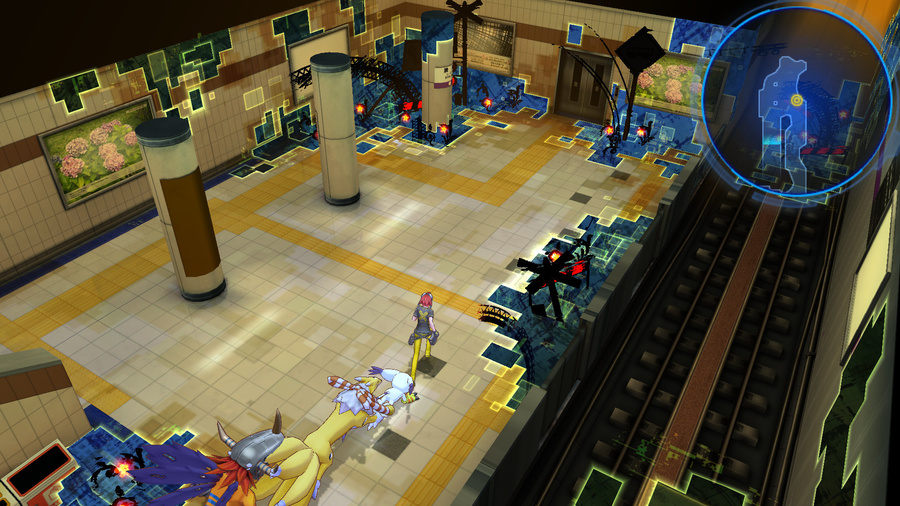 Digimon Story Cyber Sleuth Screenshot #6