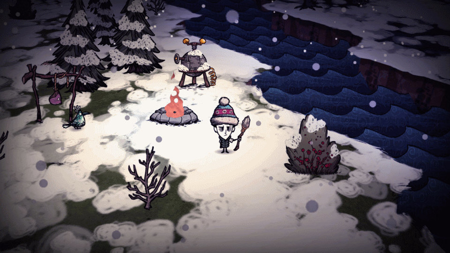 Don't Starve: Giant Edition Screenshot #1