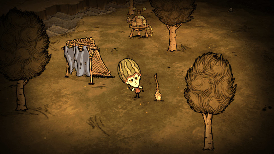 Don't Starve: Giant Edition Screenshot #3