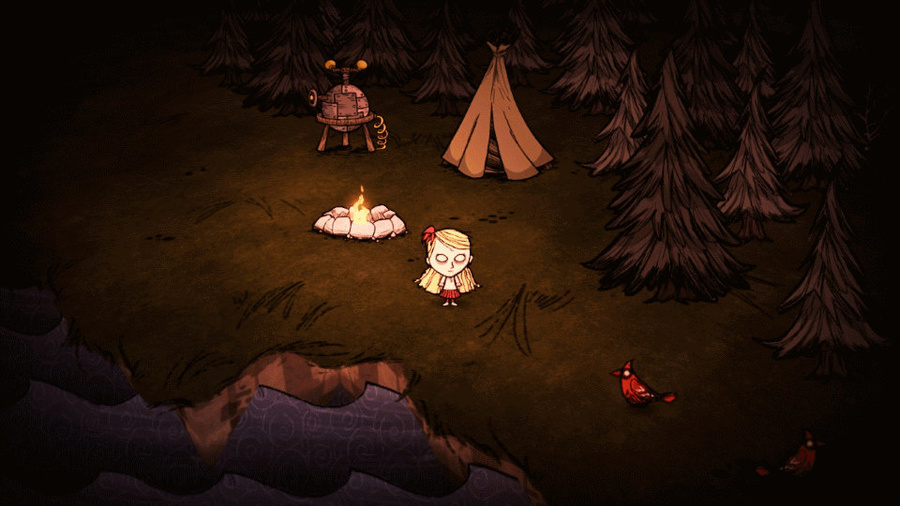 Don't Starve: Giant Edition Screenshot #4