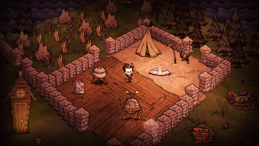 Don't Starve: Giant Edition Screenshot #2