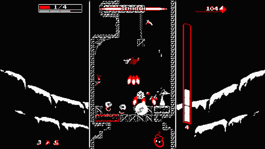 Downwell Screenshot #3