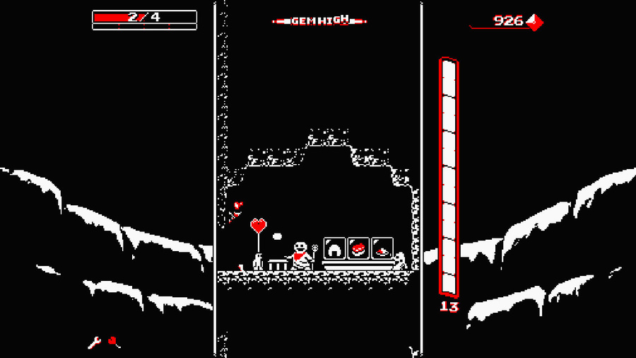 Downwell Screenshot #1