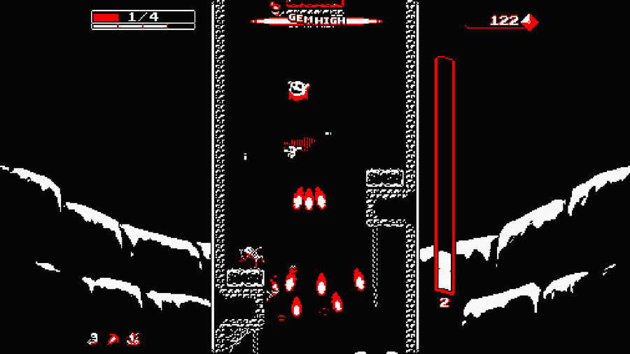 Downwell Screenshot #2