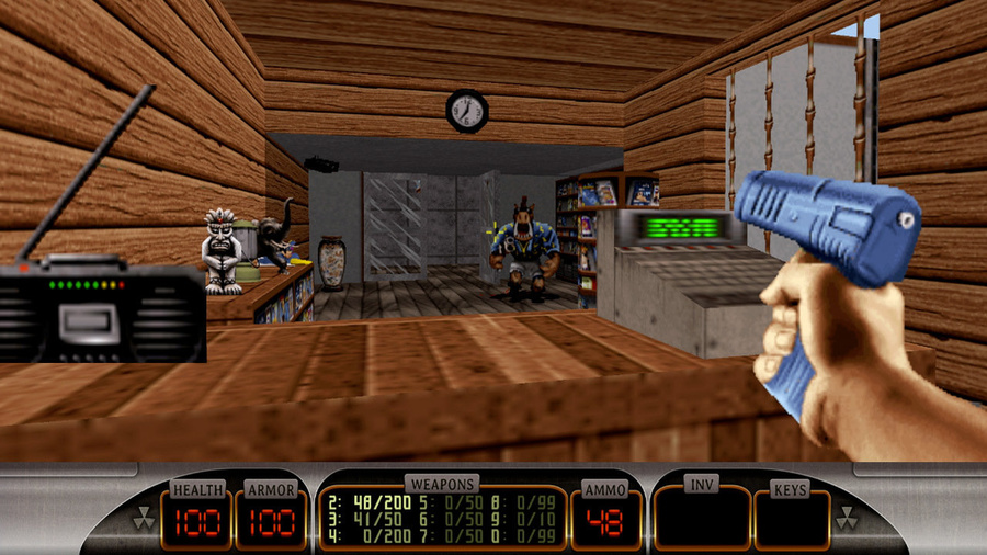 Duke Nukem 3D: Megaton Edition Screenshot #4