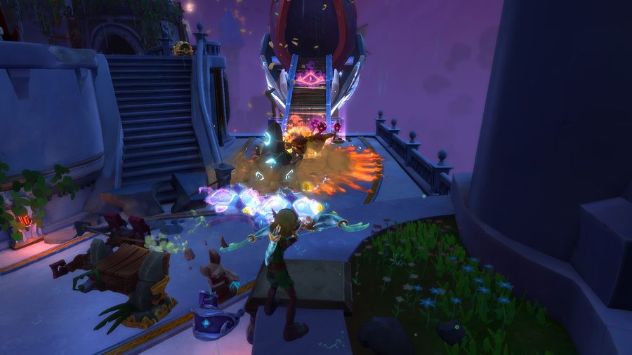 Dungeon Defenders II Screenshot #3