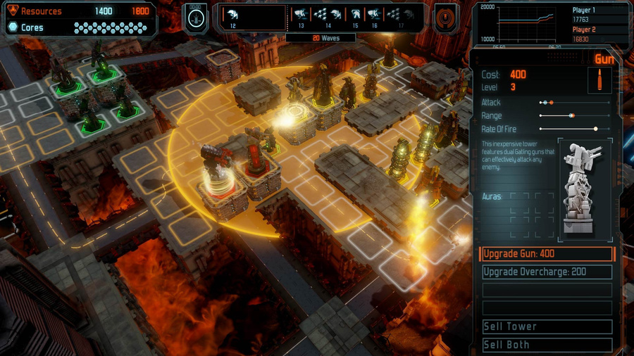 Defense Grid 2 Screenshot #3