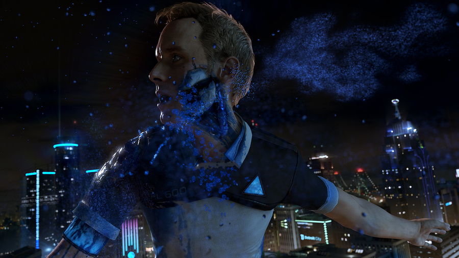 Detroit: Become Human Screenshot #8