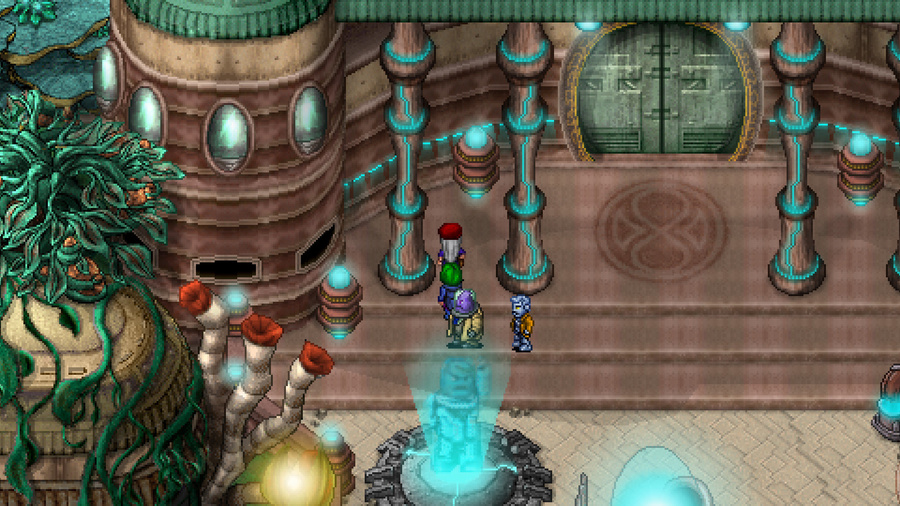 Cosmic Star Heroine Screenshot #4