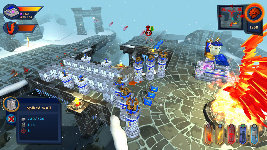 the Castle Game Screenshot #2