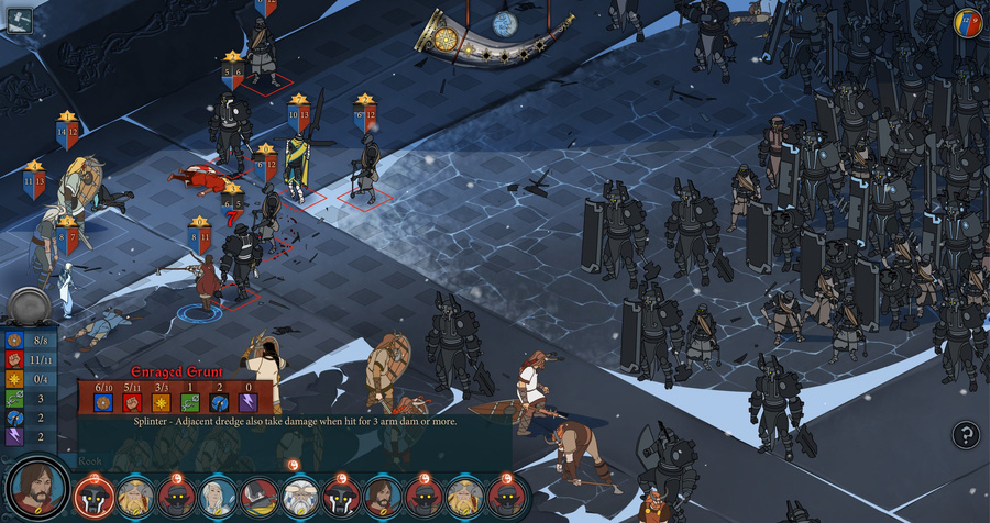 The Banner Saga Screenshot #7