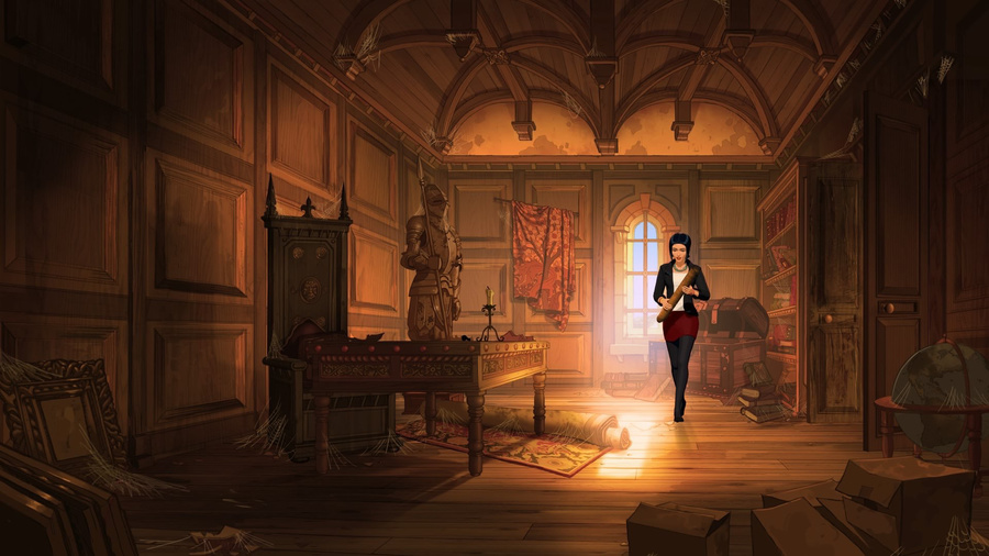 Broken Sword 5 - the Serpent's Curse Screenshot #3