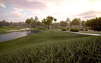 Rory McIlroy PGA TOUR PS4 Screenshot