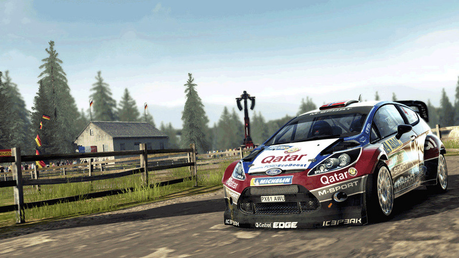 WRC 4 - FIA World Rally Championship Screenshot #5