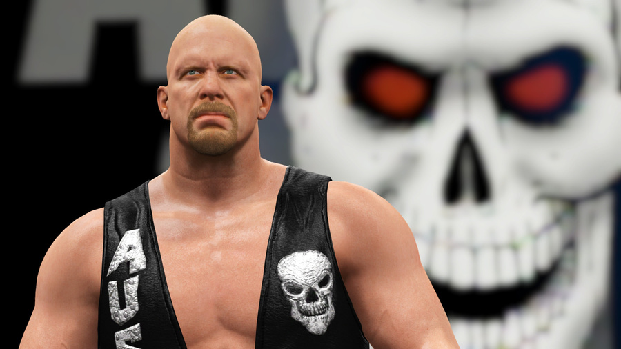WWE 2K16 Screenshot #1