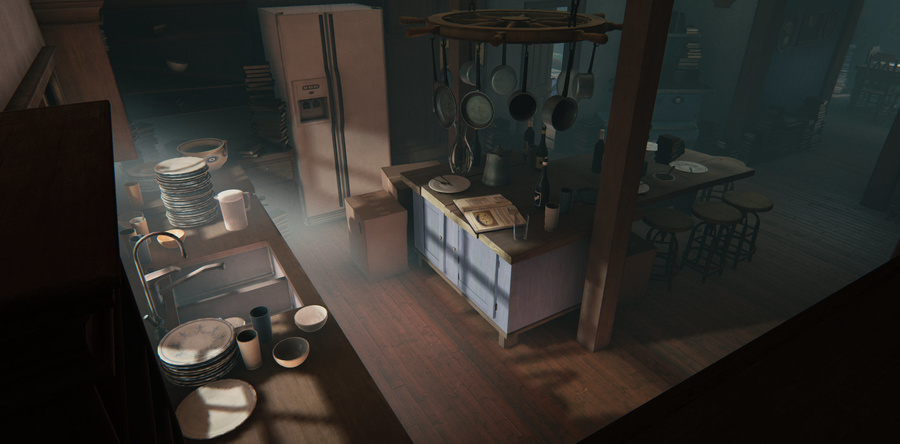 What Remains of Edith Finch Screenshot #9