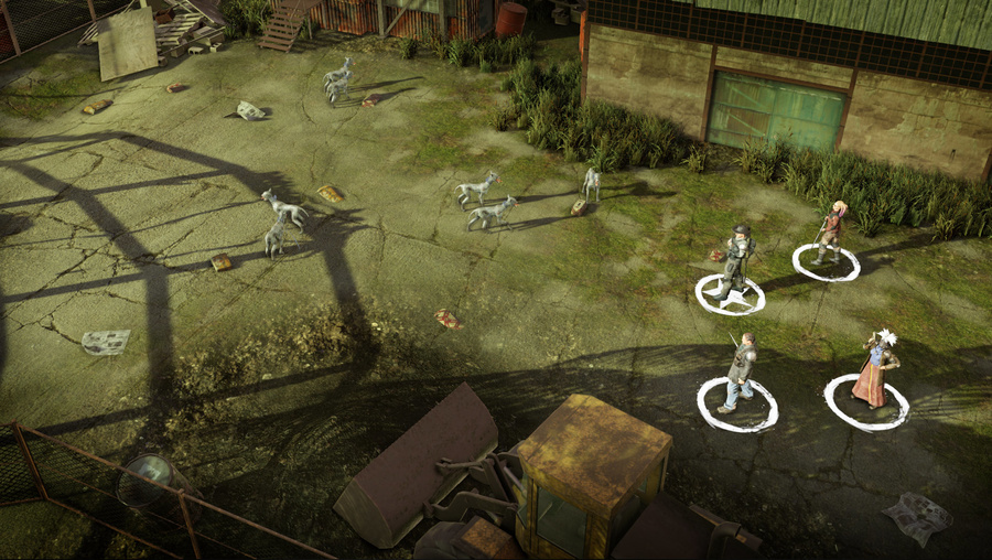 Wasteland 2: Director's Cut Screenshot #5