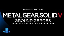METAL GEAR SOLID V: GROUND ZEROES PLAYSTATION 4 'DAY' MISSION
