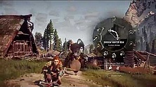 Horizon Zero Dawn - PS4 - E3 2016 Gameplay Video